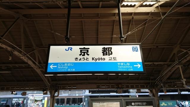京都スポーツ整体院への電車でのアクセス